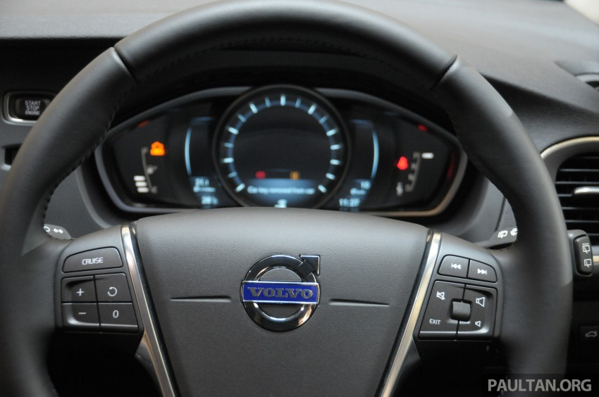 Volvo V40 launched in Malaysia – RM174k to RM199k Image #193632