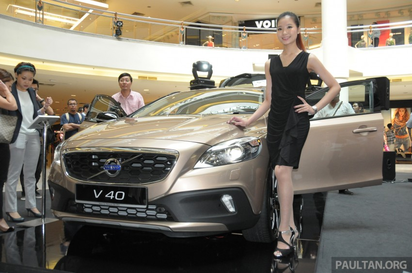Volvo V40 launched in Malaysia – RM174k to RM199k Image #193641
