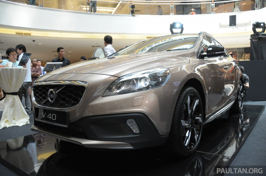 Volvo V40 launched in Malaysia – RM174k to RM199k Image #193642