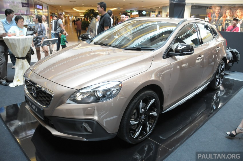 Volvo V40 launched in Malaysia – RM174k to RM199k Image #193643
