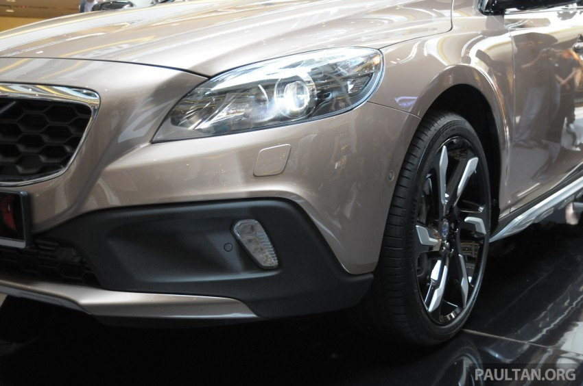 Volvo V40 launched in Malaysia – RM174k to RM199k Image #193644