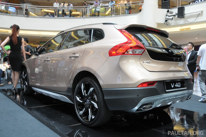 Volvo V40 launched in Malaysia – RM174k to RM199k Image #193647