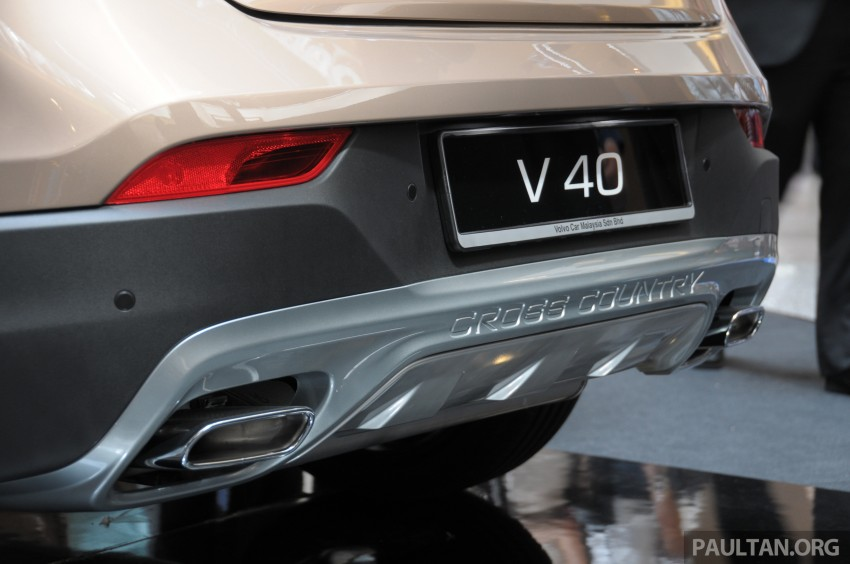 Volvo V40 launched in Malaysia – RM174k to RM199k Image #193648