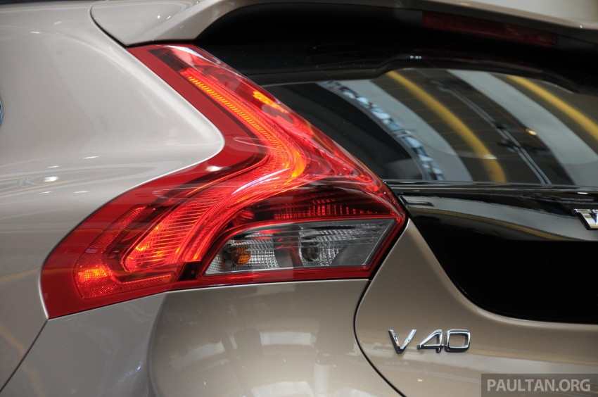 Volvo V40 launched in Malaysia – RM174k to RM199k Image #193649