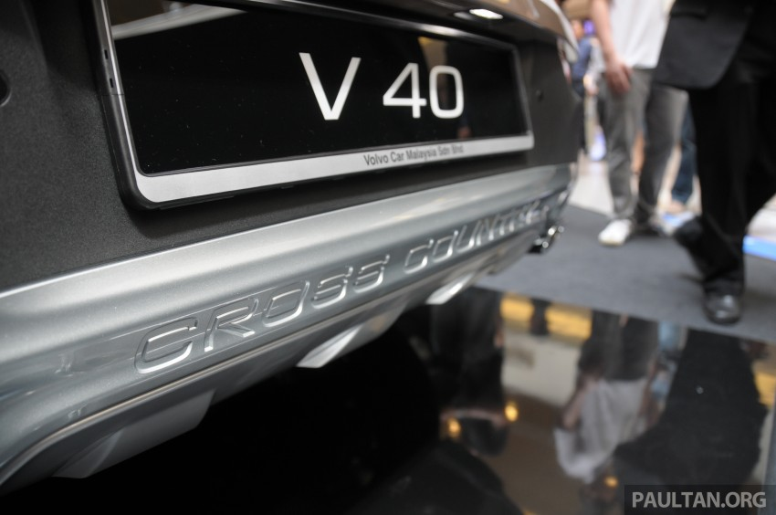 Volvo V40 launched in Malaysia – RM174k to RM199k Image #193650