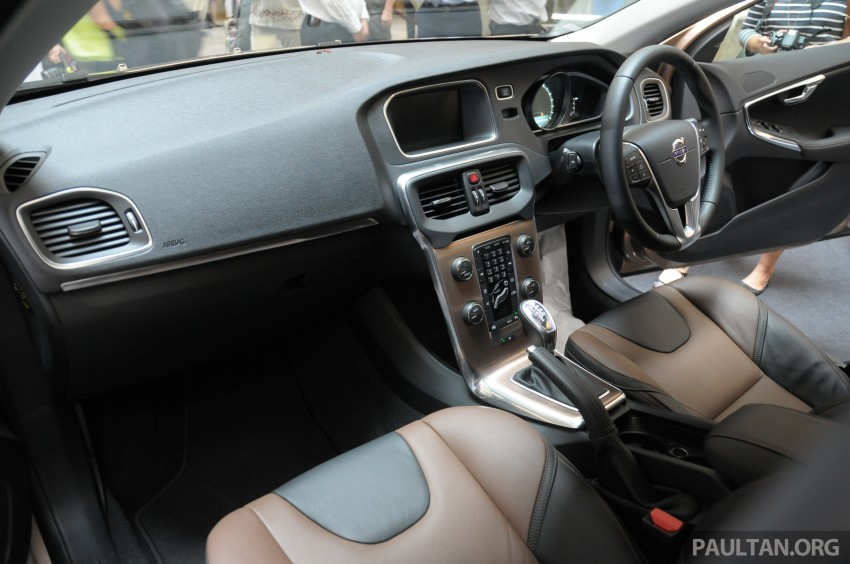 Volvo V40 launched in Malaysia – RM174k to RM199k Image #193652
