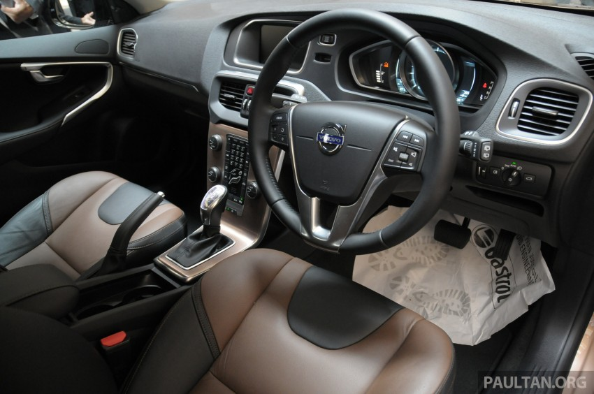 Volvo V40 launched in Malaysia – RM174k to RM199k Image #193653
