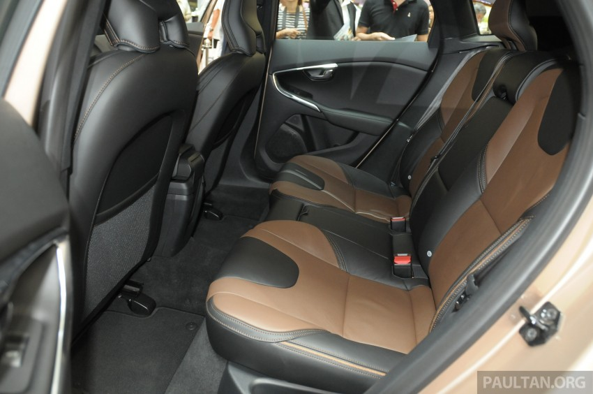 Volvo V40 launched in Malaysia – RM174k to RM199k Image #193658