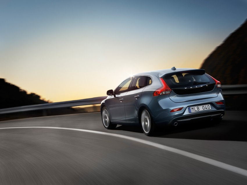 Volvo V40 launched in Malaysia – RM174k to RM199k Image #193561