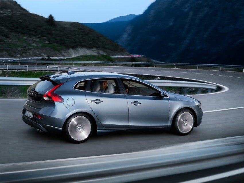 Volvo V40 launched in Malaysia – RM174k to RM199k Image #193562