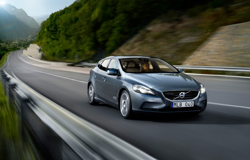 Volvo V40 launched in Malaysia – RM174k to RM199k Image #193563