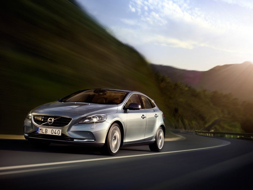 Volvo V40 launched in Malaysia – RM174k to RM199k Image #193564