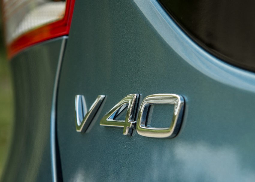 Volvo V40 launched in Malaysia – RM174k to RM199k Image #193569