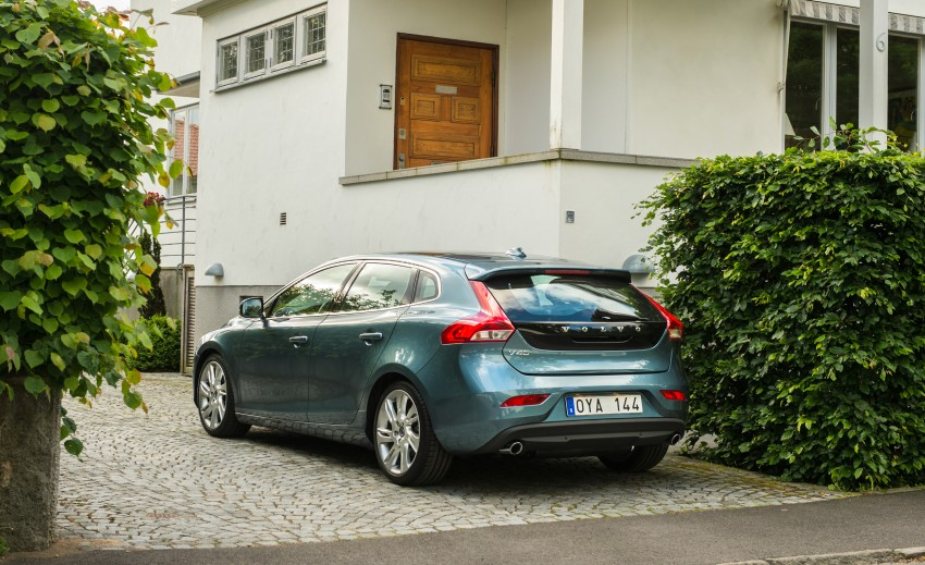Volvo V40 launched in Malaysia – RM174k to RM199k Image #193571