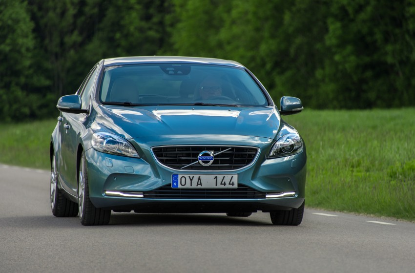 Volvo V40 launched in Malaysia – RM174k to RM199k Image #193573