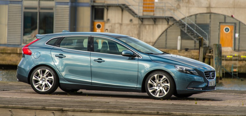 Volvo V40 launched in Malaysia – RM174k to RM199k Image #193574