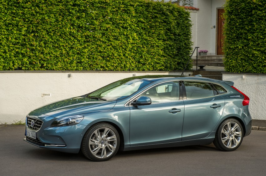Volvo V40 launched in Malaysia – RM174k to RM199k Image #193575