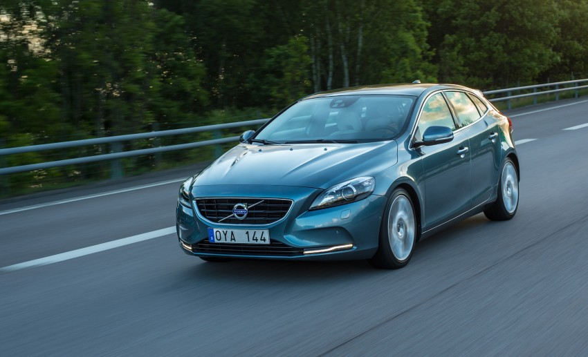 Volvo V40 launched in Malaysia – RM174k to RM199k Image #193576