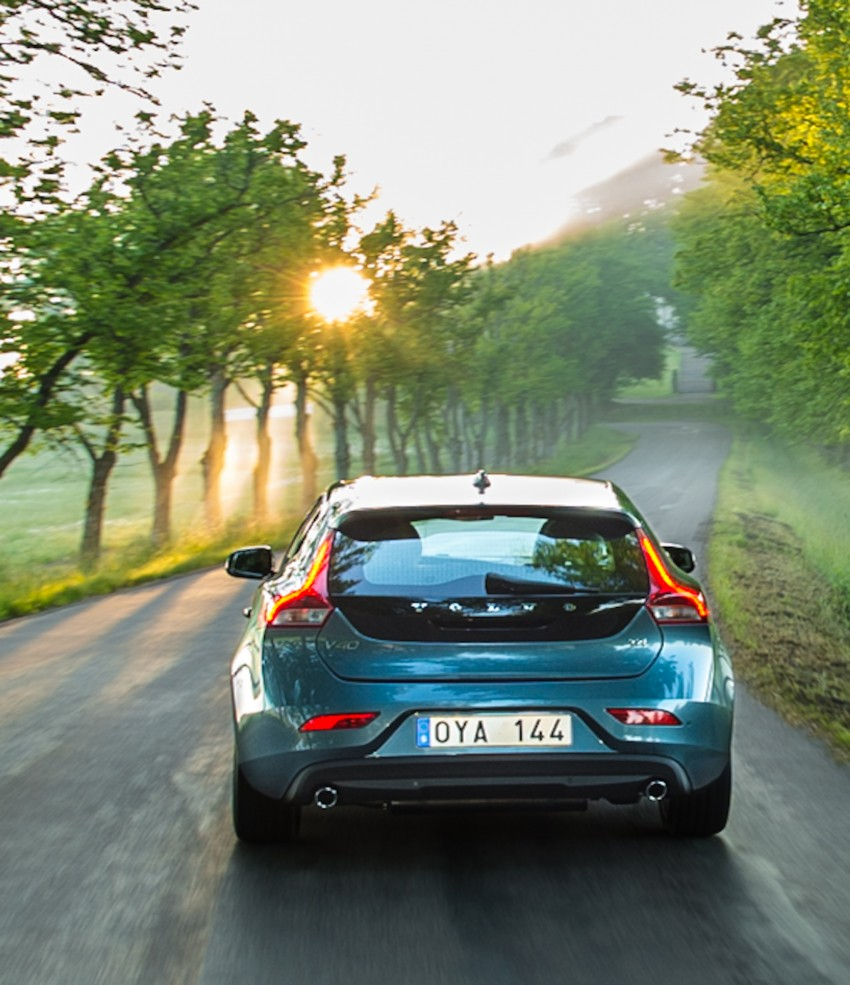 Volvo V40 launched in Malaysia – RM174k to RM199k Image #193578