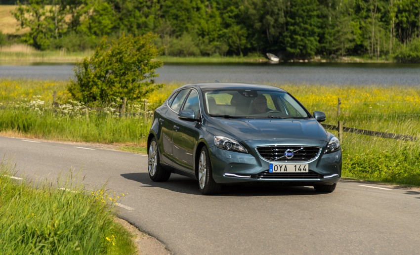 Volvo V40 launched in Malaysia – RM174k to RM199k Image #193580