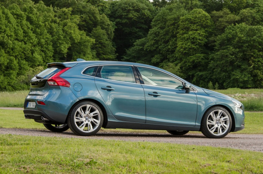 Volvo V40 launched in Malaysia – RM174k to RM199k Image #193581
