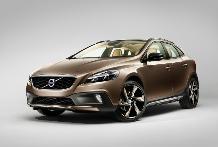 Volvo V40 launched in Malaysia – RM174k to RM199k Image #193586