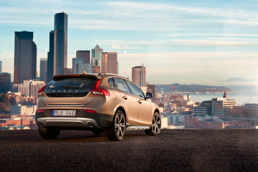 Volvo V40 launched in Malaysia – RM174k to RM199k Image #193592