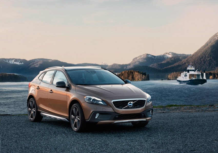 Volvo V40 launched in Malaysia – RM174k to RM199k Image #193593