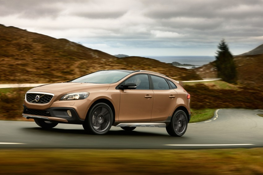 Volvo V40 launched in Malaysia – RM174k to RM199k Image #193594
