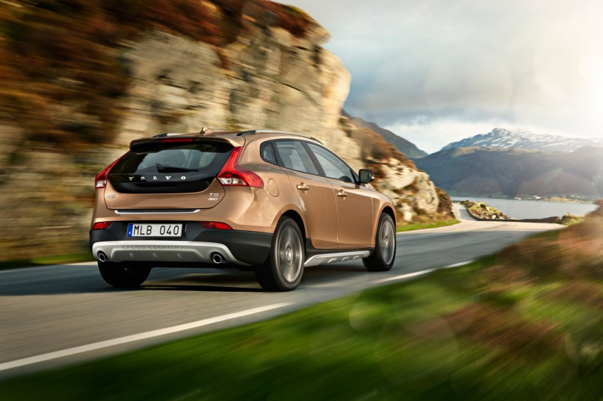 Volvo V40 launched in Malaysia – RM174k to RM199k Image #193595