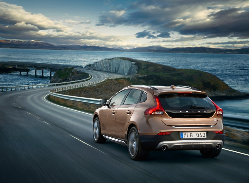 Volvo V40 launched in Malaysia – RM174k to RM199k Image #193597