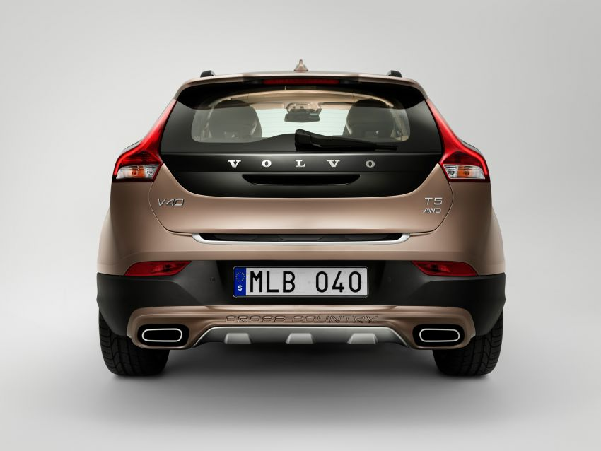 Volvo V40 launched in Malaysia – RM174k to RM199k Image #193598
