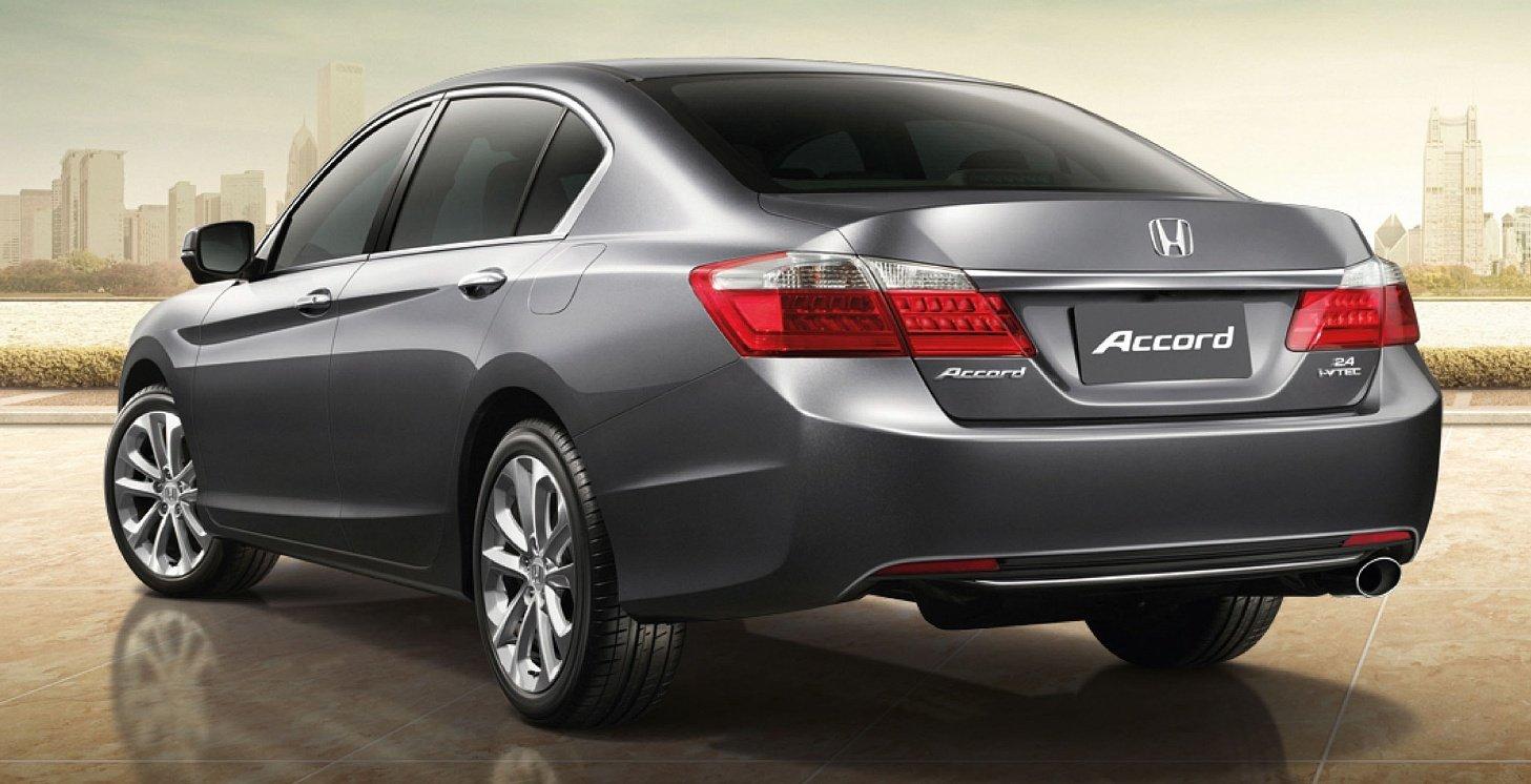 Honda accord malaysia to get 2 0 vti 2 0 vti l 2 4 vti for Honda accord 2 0