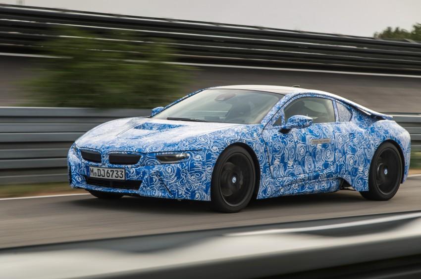 BMW i8 to make production debut at Frankfurt show Image #191807