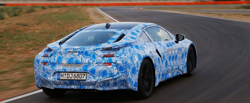 BMW i8 to make production debut at Frankfurt show Image #191815