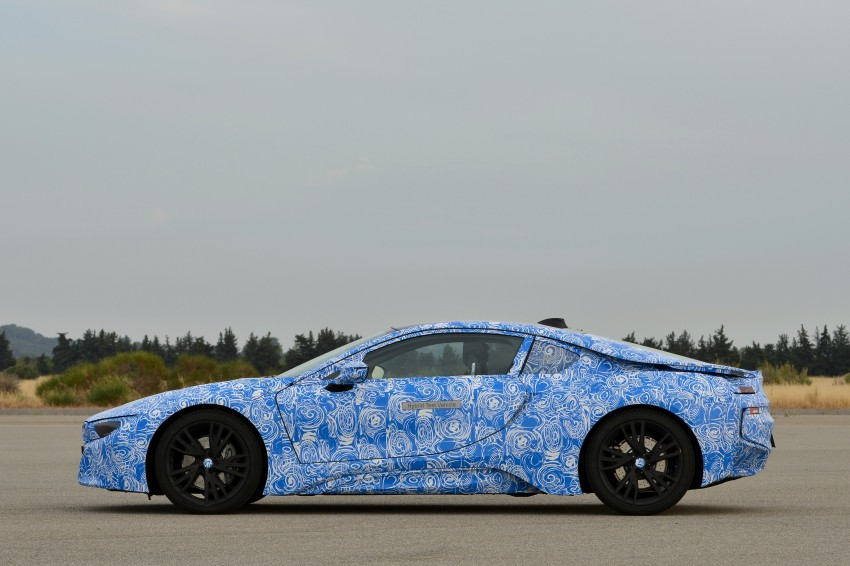 BMW i8 to make production debut at Frankfurt show Image #191806