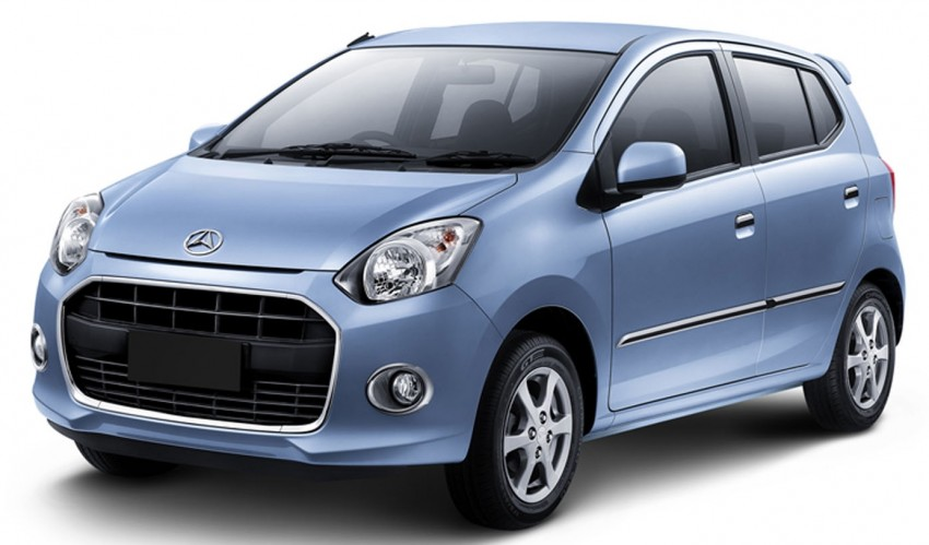 Perodua Viva replacement to debut next year Image #194633