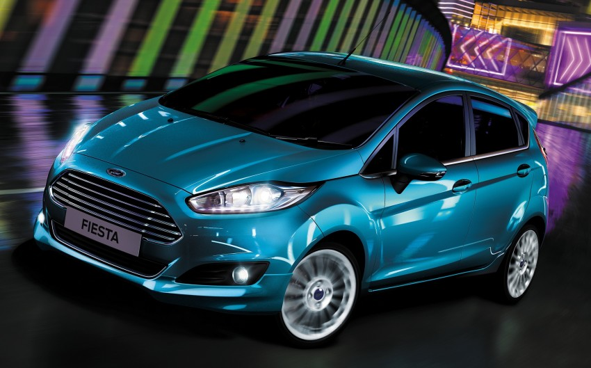 2013 Ford Fiesta facelift – 1.5 Ti-VCT Sport to be launched on Sept 28, 1.0 EcoBoost to debut year end Image #191599