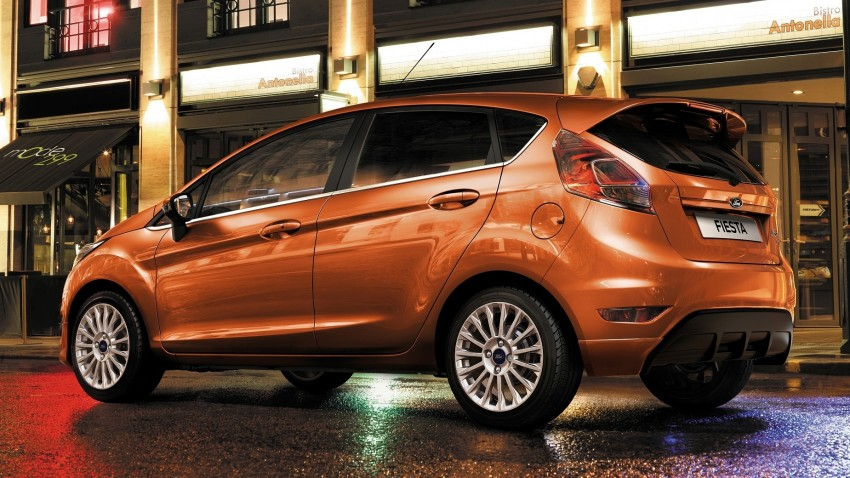 2013 Ford Fiesta facelift – 1.5 Ti-VCT Sport to be launched on Sept 28, 1.0 EcoBoost to debut year end Image #191597