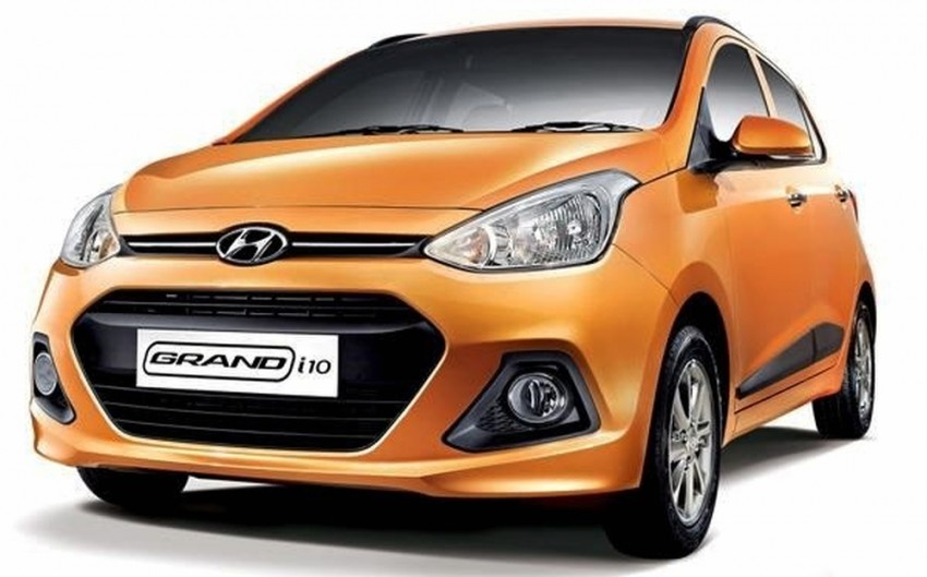 2014 Hyundai i10 – European version breaks cover, India introduces the longer-wheelbase Grand i10 Image #191880