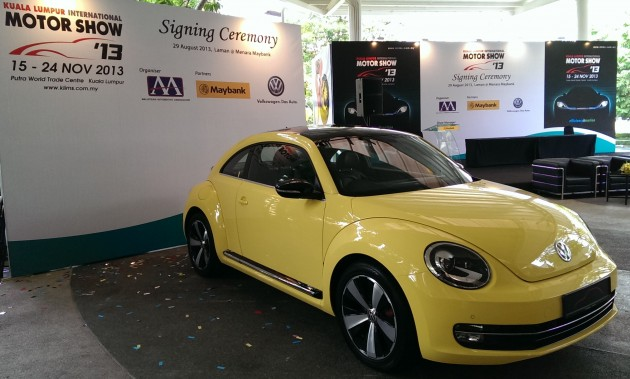 maybank vw klims 2013