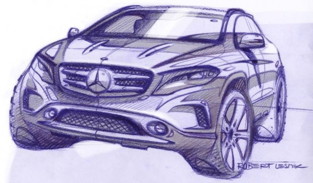 mercedes-benz-gla-teaser-sketch-1