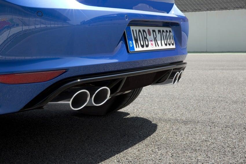 Volkswagen Golf R Mk7 first details – 300 PS, AWD Image #221269