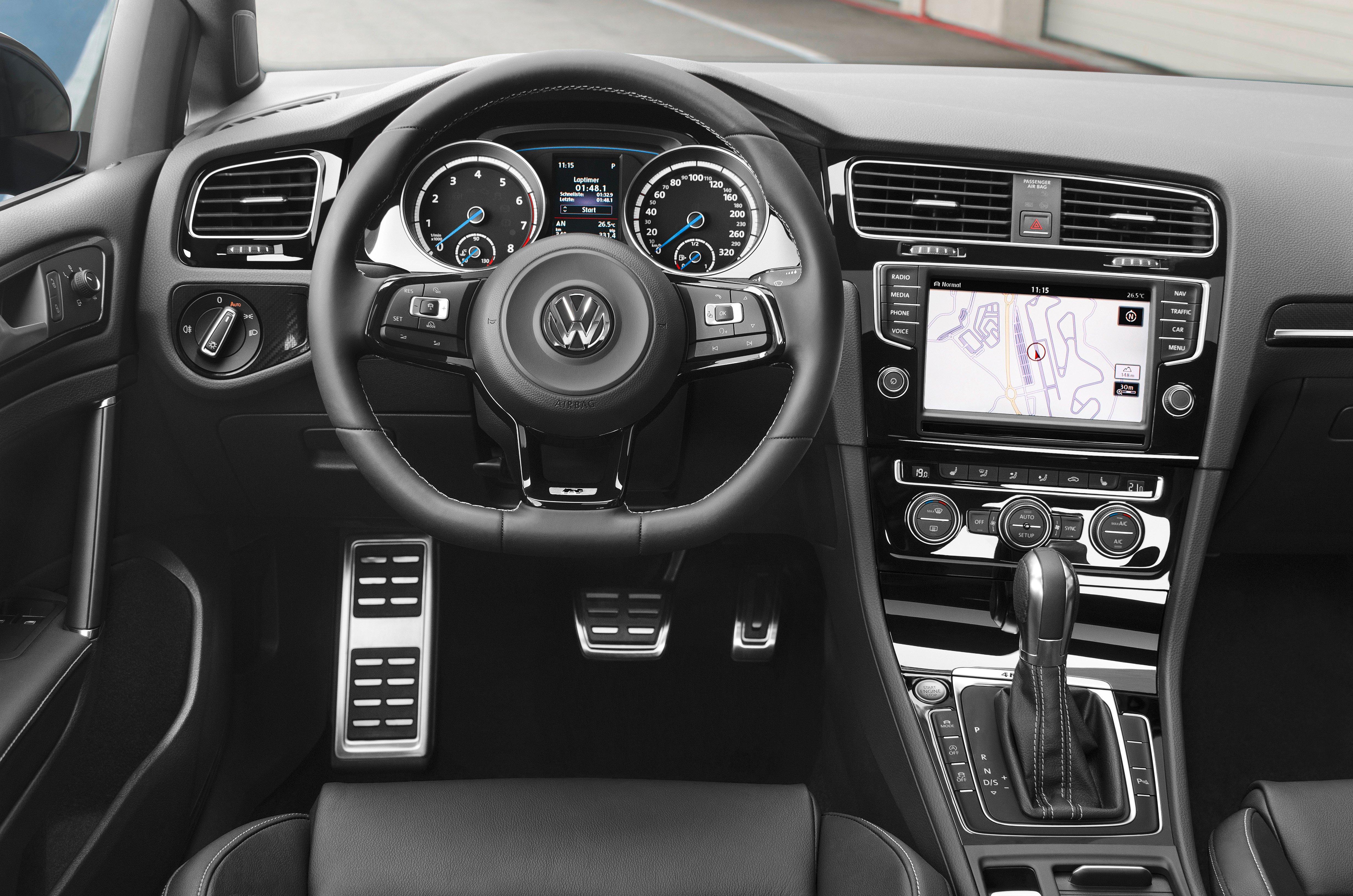 Volkswagen Golf R Mk7 First Details 300 Ps Awd Image 221273