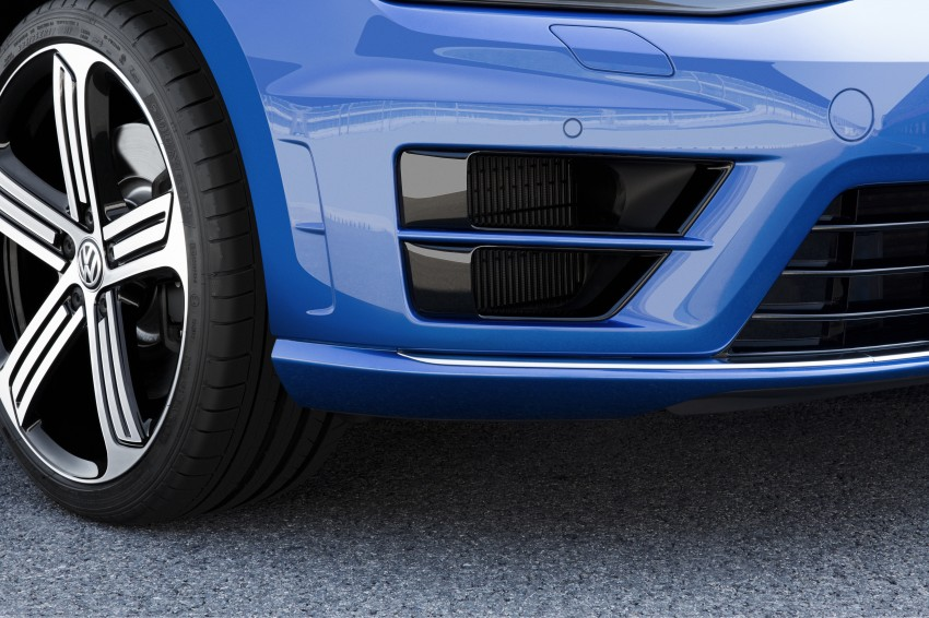 Volkswagen Golf R Mk7 first details – 300 PS, AWD Image #221278