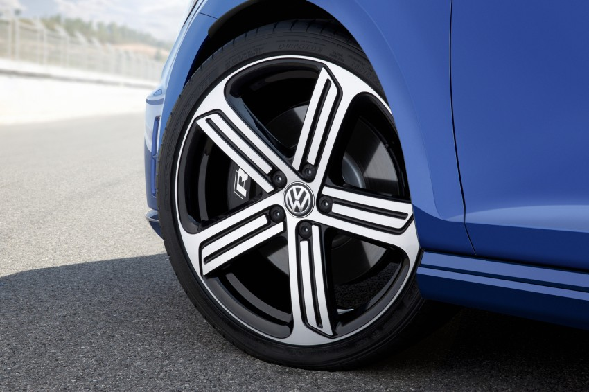 Volkswagen Golf R Mk7 first details – 300 PS, AWD Image #221279