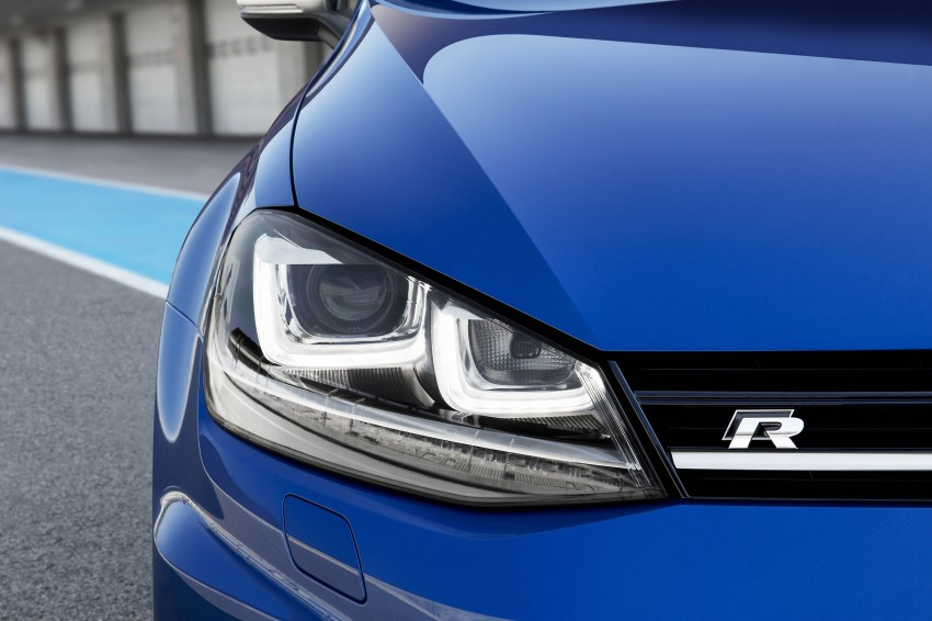 Volkswagen Golf R Mk7 first details – 300 PS, AWD Image #221280