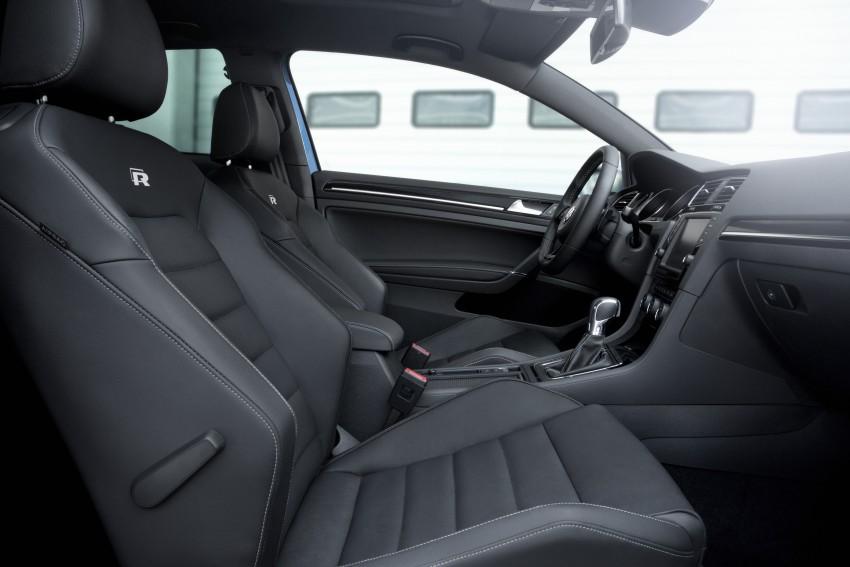 Volkswagen Golf R Mk7 first details – 300 PS, AWD Image #221282