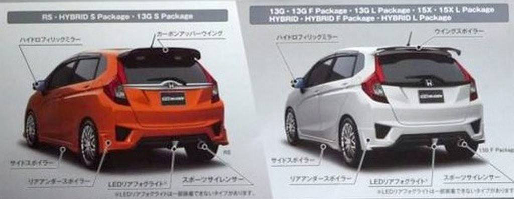 New Honda Jazz With Mugen Accessories Leaked Paul Tan