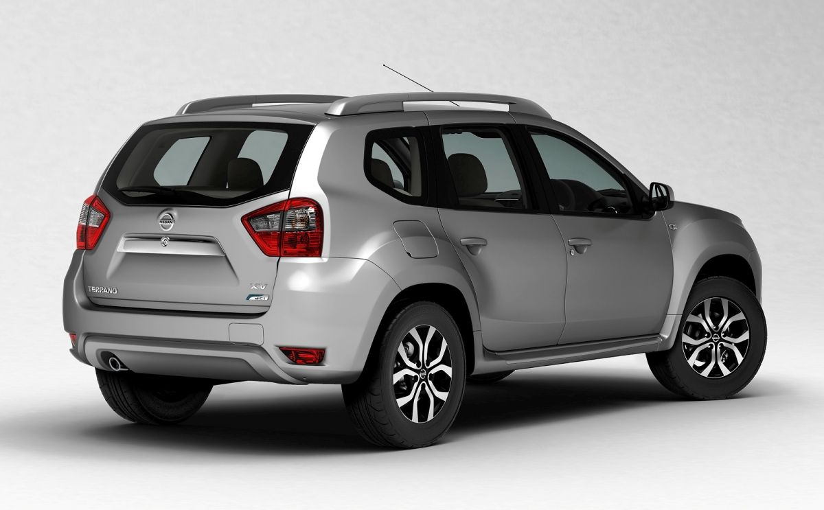 89bb9866840 2013 Nissan Terrano unveiled in Mumbai - rebadged Dacia Duster